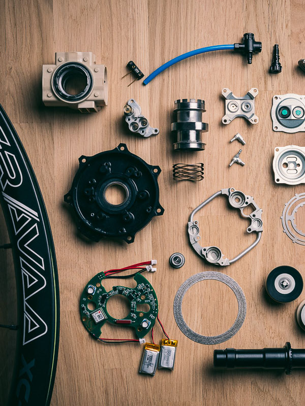Tyre pressure management system